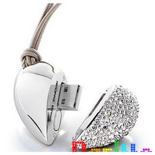 USB flash 4 Gb Сердце