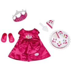 Набор одежды и обуви  для куклы Baby born