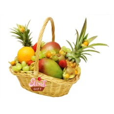 Фруктовая корзина Tutti Frutti Gold