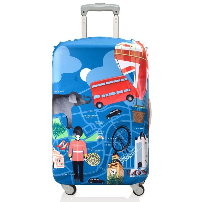 Чехол для чемодана London, средний