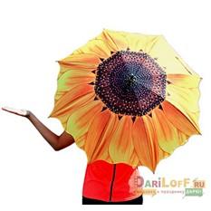 Зонт-трость Подсолнух
