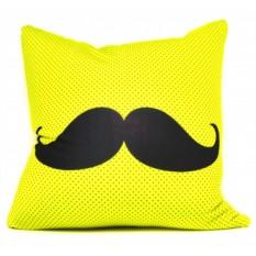 Подушка Mustache