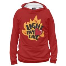 Женский свитшот Light My Fire