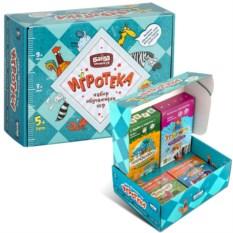Набор обучающих игр «Игротека» для возраста 5+