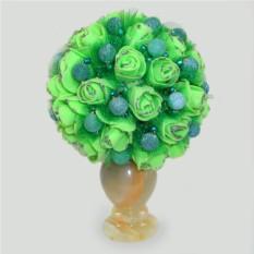 Цветы из агата Агатовое очарование