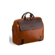 Деловая коричнево-рыжая сумка для города Brialdi Seattle