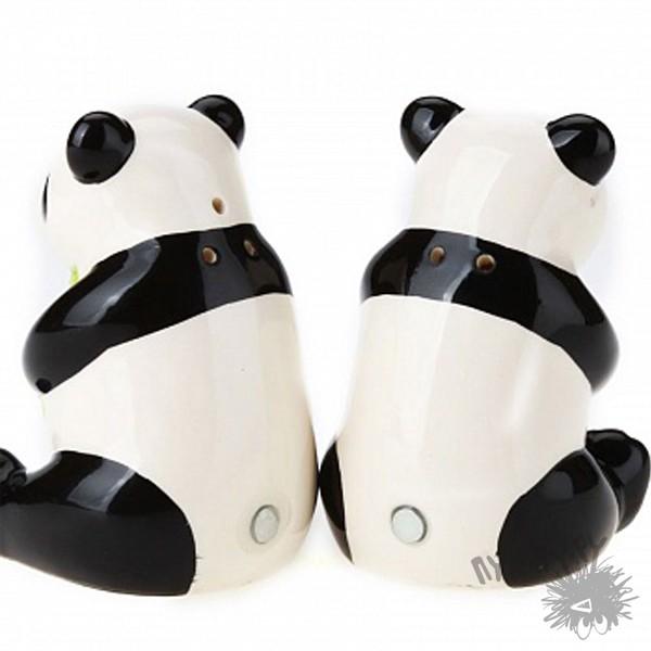 Набор для соли и перца Панда