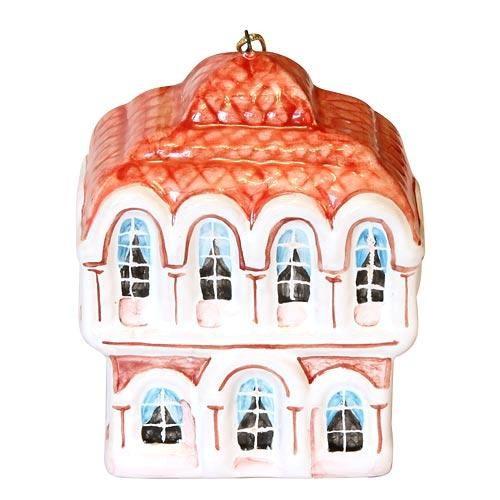 Ёлочная игрушка Дворец №3