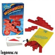 Настольная игра-головоломка Кирпичики