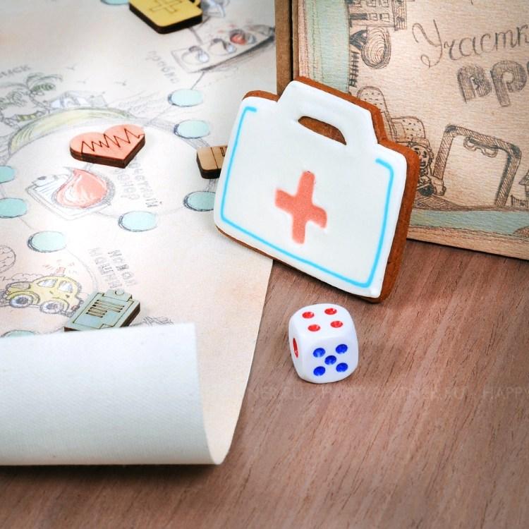 Игра «Участковый врач»