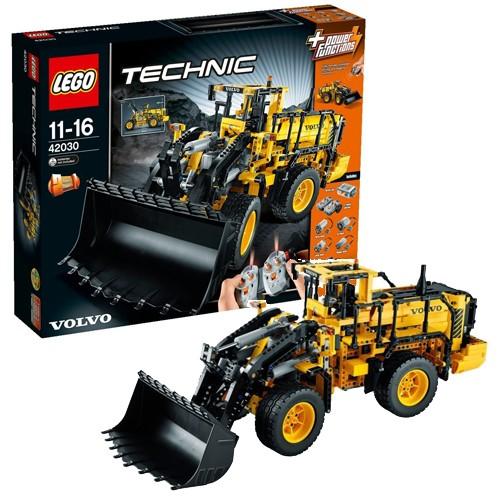 Конструктор - LEGO Technic Автопогрузчик VOLVO