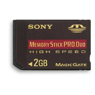 Карта расширения памяти Sony
