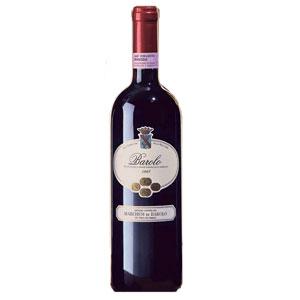 Вино Barolo. Marchesi di Barolo