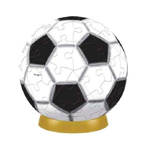Головоломка в 3D-формате Мой футбол, большая