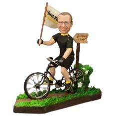 Подарок велосипедисту Дорога к успеху