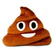 Подушки Emoji Mr.Poo Classic