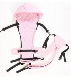 Рюкзак-кенгуру Baby X7 Pink
