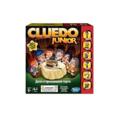 Настольная игра Моя первая игра. Клуэдо