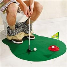 Туалетный гольф Potty putter