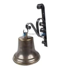 Сувенирная античная рында Корабельный колокол