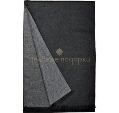 Мужской шарф, черный