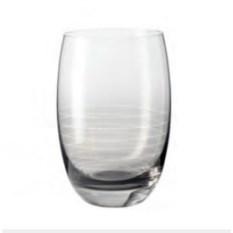 Серый стакан для воды Cheers