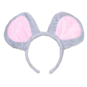 Как сделать ушки мышки для ребенка