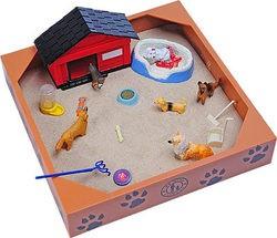 """Игровой набор """"Моя маленькая песочница. Собачий лагерь"""""""