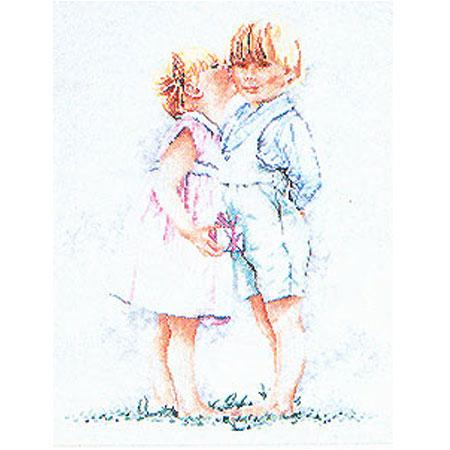 Набор для вышивания «Подарок»
