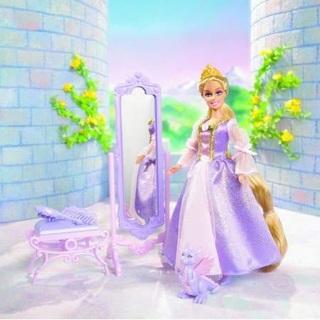 «Маленькое королевство Барби»