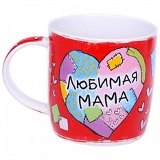 Кружка «Любимой маме»