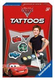 Татуировки для мальчиков Тачки