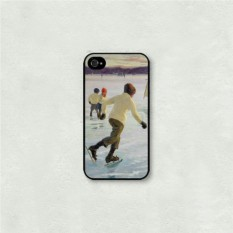 Чехол для телефона iPhone 5,5S,SE Out on the ice
