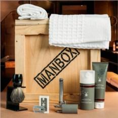 Подарочный набор для мужчин Бритва Box