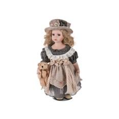 Оригинальная фарфоровая кукла (высота 50 см)