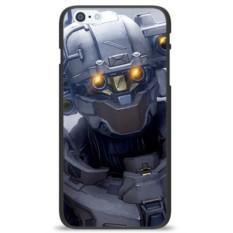 Чехол на телефон Робот