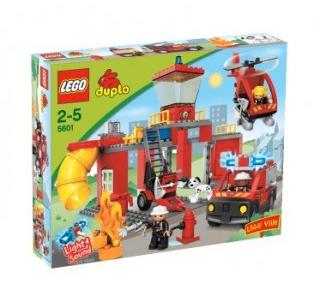 Набор Lego Duplo Пожарная станция