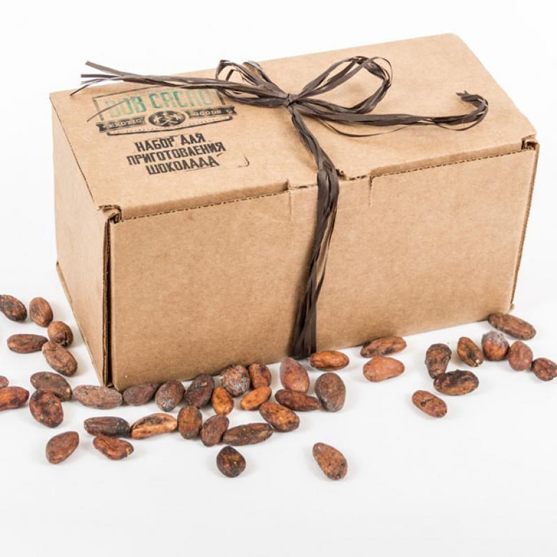 Набор для приготовления шоколада Рецепт ацтеков