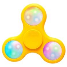 Светящийся антистресс Fidget Spinner