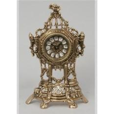 Часы-половинки из бронзы