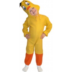 Детский карнавальный костюм утенка