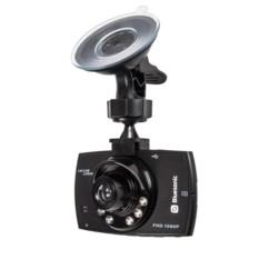 Автомобильный видеорегистратор на 2 камеры Bluesonic BS-B102