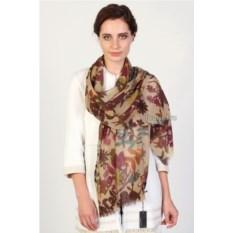 Женский шарф Gianfranco Ferre с цветочным принтом