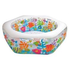 Детский бассейн Риф Intex