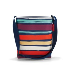 Сумка Shoulderbag S artist stripes