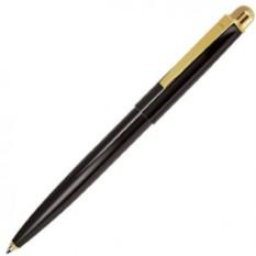 Мерно-золотистая шариковая ручка Delta new