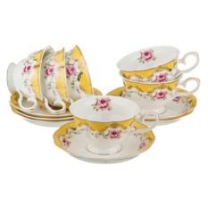 Чайный набор на 6 персон от Porcelain Manufacturing