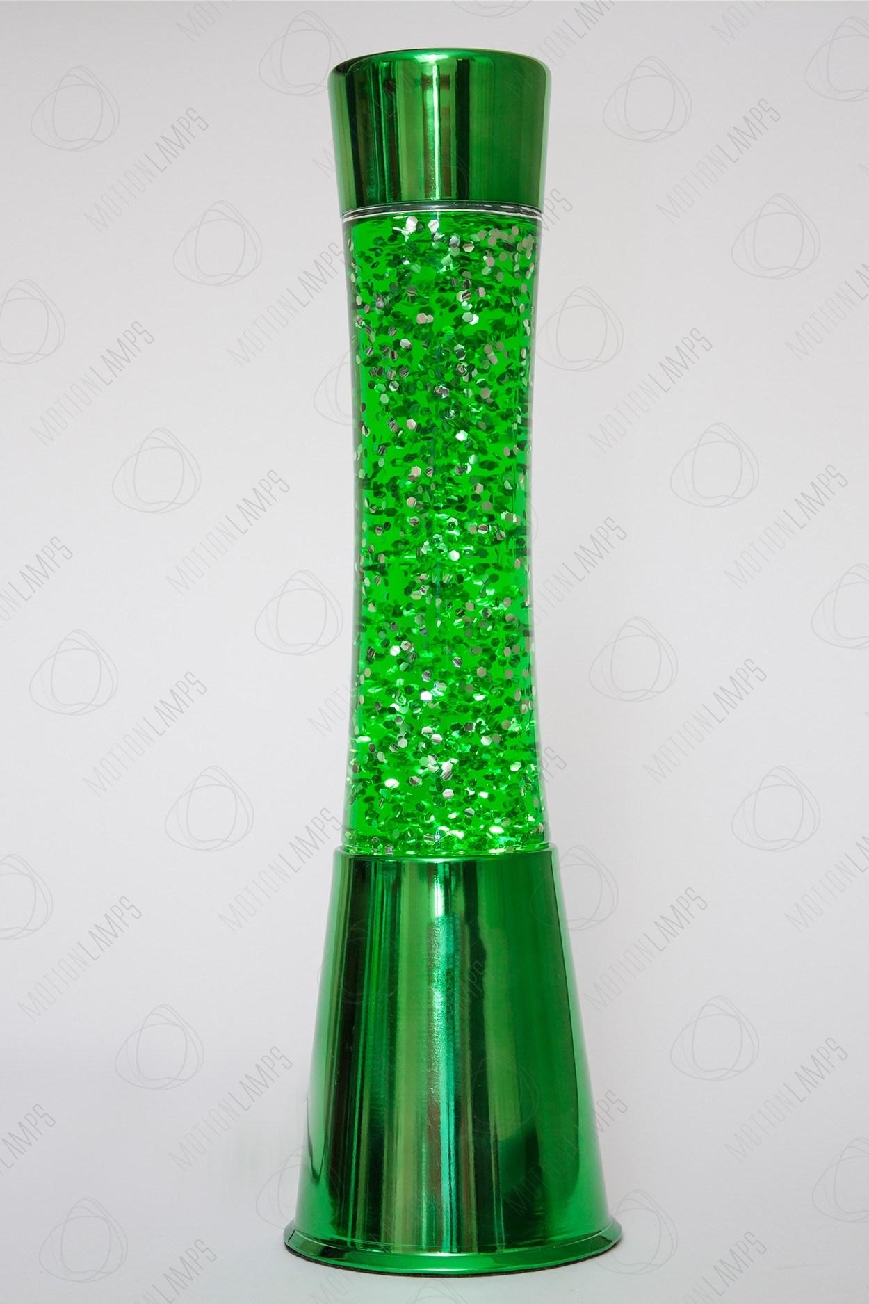 Зелёная лава-лампа