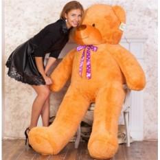 Огромный плюшевый медведь (2 метра)