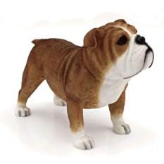 Статуэтка собаки Бульдог